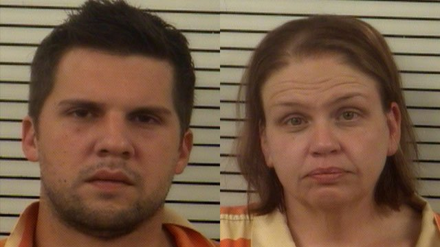 Joshua Fuller and Maylynn Roberts (Courtesy: sheriff's office)