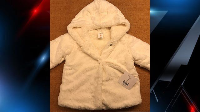 Dillard's recalls baby jackets due to choking hazard (Source: Dillard's)