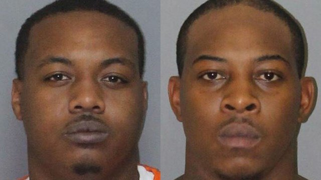 Andrekus Irby (L) and Rashon Irby (Source: GPD)
