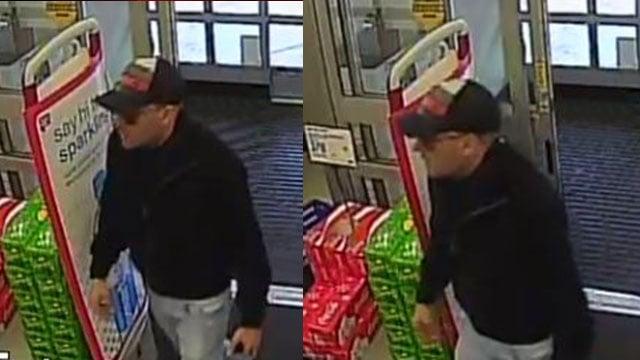 Suspect (Source: Greenville Police Dept.)
