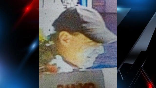 Shoplifting suspect (Source: Oconee Co. Sheriff's Office)