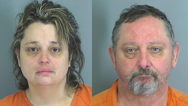 Anne (left) and Jimmy Knighton (Courtesy: SCSO)