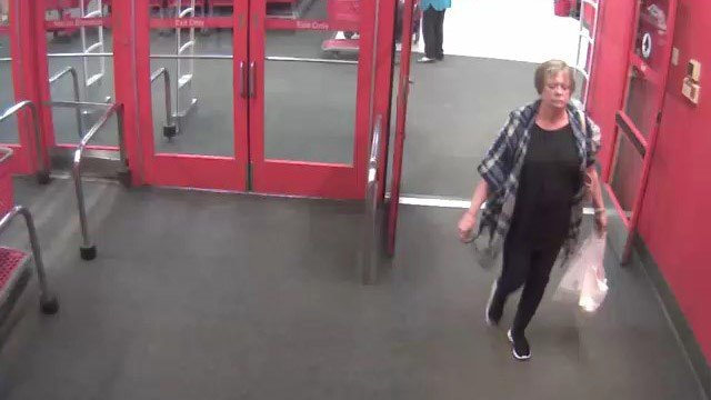 Subject police say is connected to card fraud at Upstate Target. (Source: GPD)