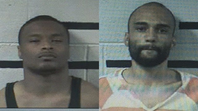 Marquis Shante Logan (left) Tyrean Kendrell Massagee (right). (Source: TCSO)