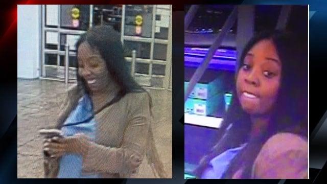 Surveillance photos of the suspect (Courtesy: Spartanburg Police Department)
