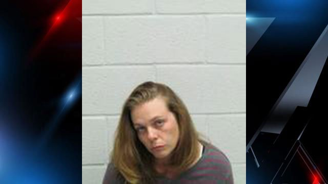 Heather Nicole Kesterson (Source: Forest City Police Dept.)