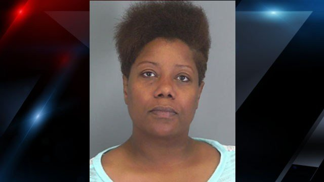 Brenda Davis (Spartanburg Co. Detention Center)