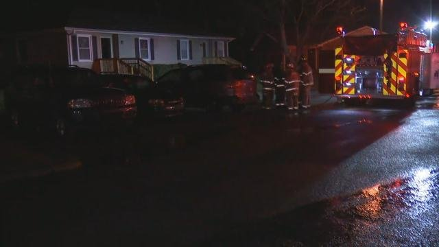 Lightning and fire reported at Greenville apartment (FOX Carolina/ March 10, 2017)
