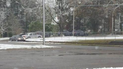 Scene in Laurens County. (Source: Witness)