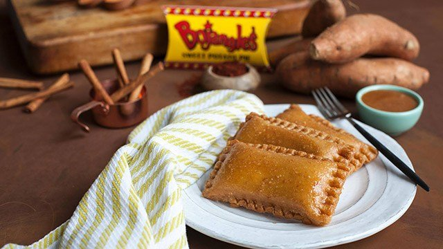 Bojangles Sweet Potato Pies. (Source: Bojangles official Facebook)
