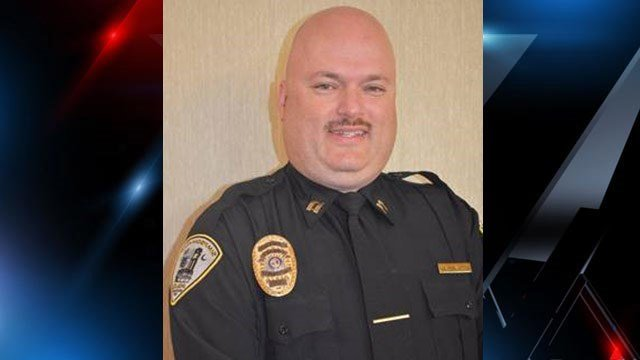 Chief of Police Mike Hanshaw. (Source: Simpsonville PD)