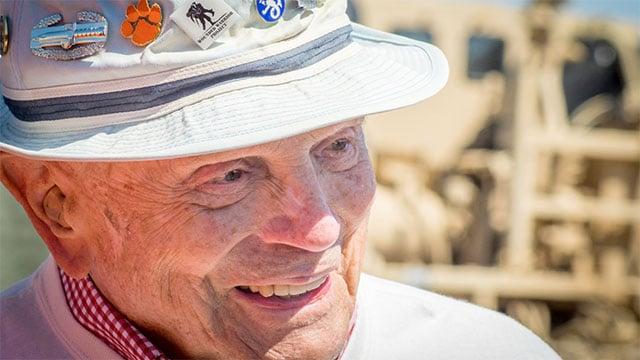 Retired Army Col. Ben Skardon (Source: Clemson University)