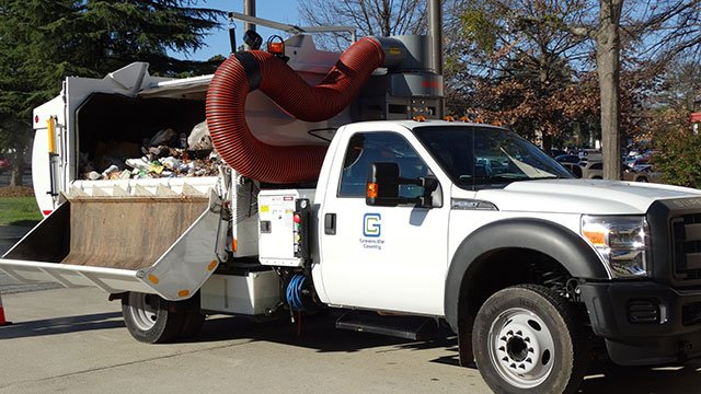 Vacuum truck (Source: Greenville Co.)