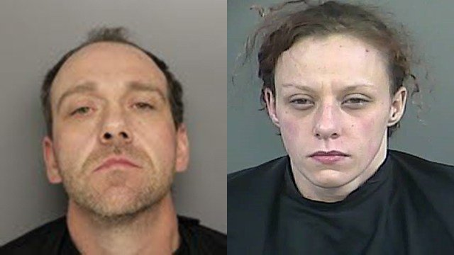 Steven Campbell and Ashley Gilstrap (Source: Detention Center)