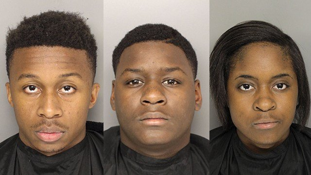 Left to right: Bradley, Phillips, Smith (Source: GCSO)