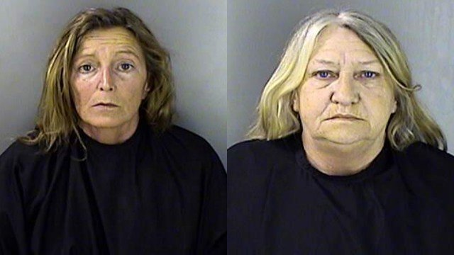 Kernells (L) and Shipes (Source: GCSO)