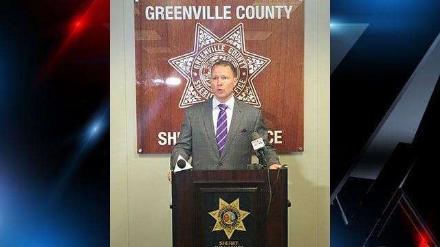 Sheriff Lewis discusses Citizens Advisory Board (Mar. 17, 2017/FOX Carolina)