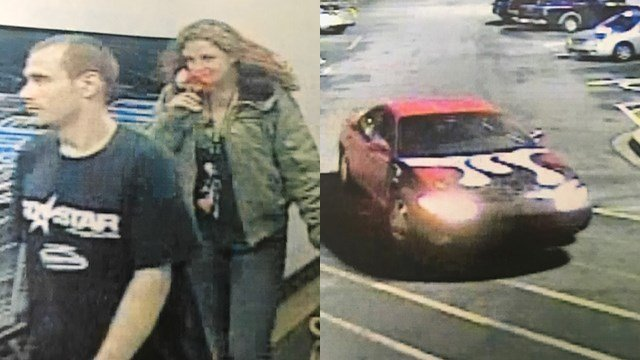 Suspects in grand larceny investigation (Source: ACSO)