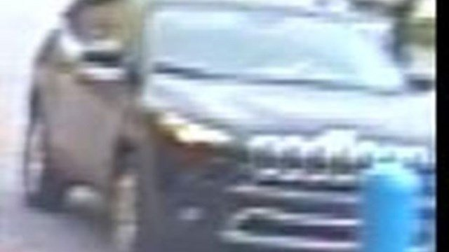 Suspect vehicle in Girl Scout robbery (Source: ACSO)