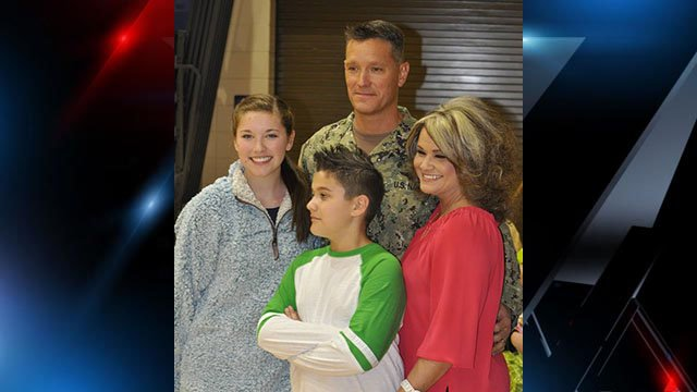 Hayes family (Source: School District of Pickens County Facebook)