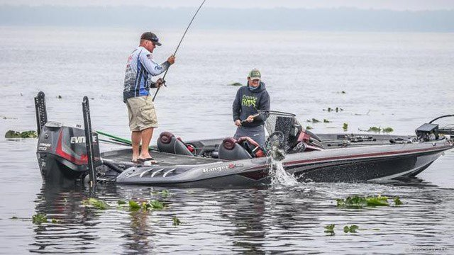 Fishing League Worldwide competition. (Source: FLWFishing.com)