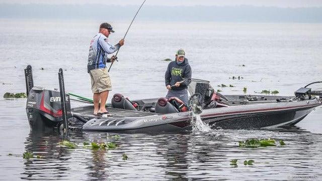 Fishing League Worldwide competition. (Source: FLWFishing.com)