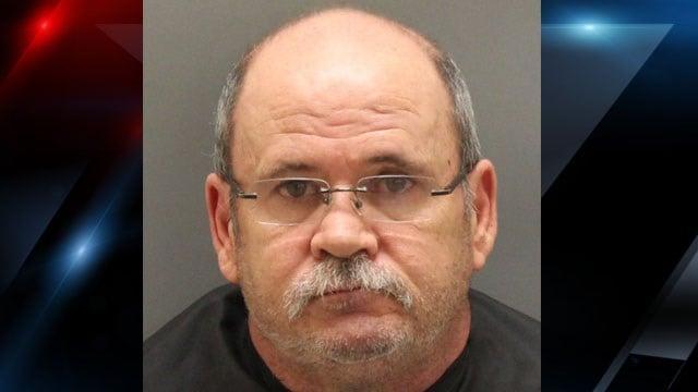 Johnny Sharp (Courtesy: Oconee County Sheriff's Office)