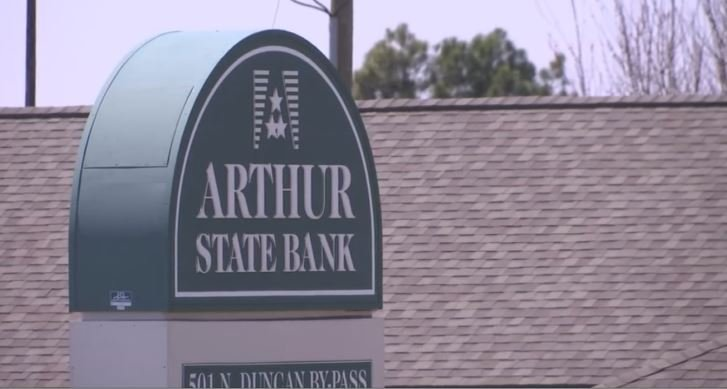 Deputies said the drive-thru ATM at Arthur State Bank on Duncan Bypass in Union was hacked by a debit card skimmer (FOX Carolina)