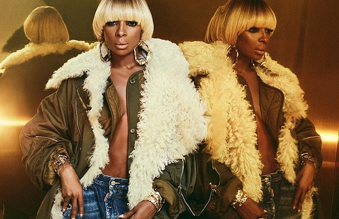 Mary J. Blige (Colonial Life Arena)