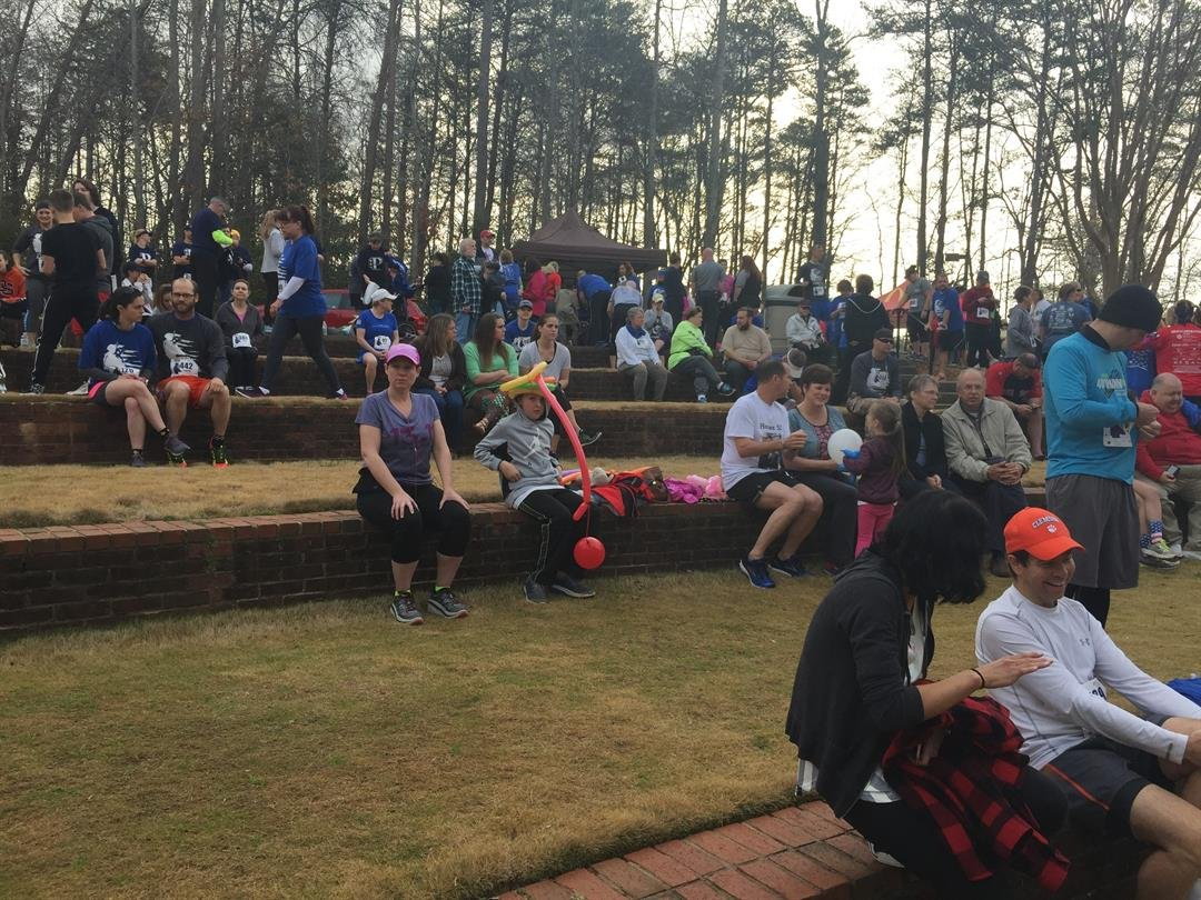 A Hero's 5K (FOX Carolina/ March 25, 2017)