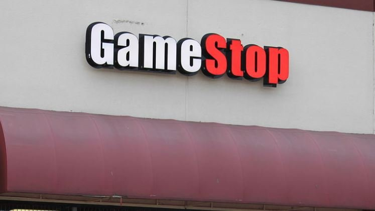 Gamestop store logo (Wikimedia Commons)