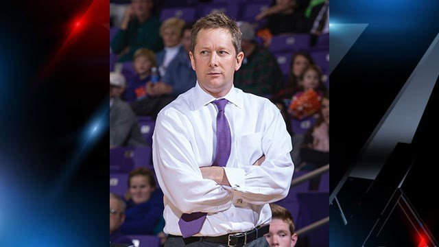 Former Furman University basketball head coach Niko Medved. (Source: Furman Basketball Twitter)