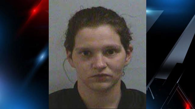 Courtney Ann Truesdale (Source: McDowell Co. Sheriff's Office)
