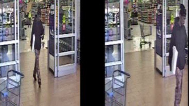 Auto breaking suspect, per Simpsonville PD. (Source: Simpsonville PD)