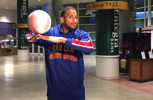 The Harlem Globetrotters will perform in Greenville on April 1 (FOX Carolina/ March 28, 2017)
