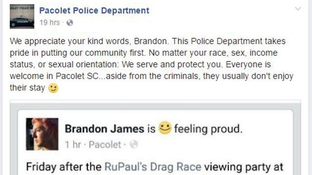 (Source: Facebook/Pacolet Police)