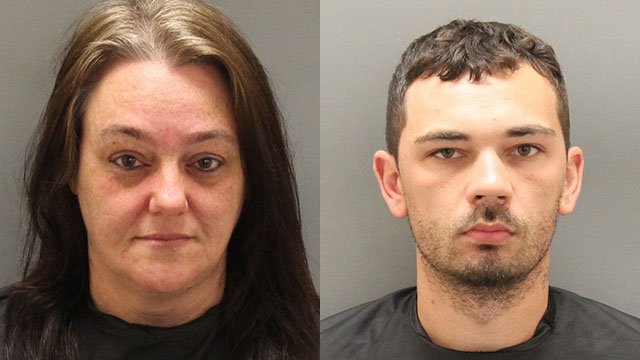 Sherri Lee Hunt and Charles Jonathan Sanders (Source: Oconee Co. Sheriff's Office)