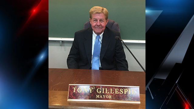 Tony Gillespie (Source: Town of Lyman)