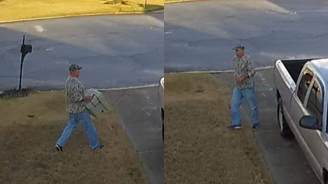 Suspect (Source: Greenville Co. Sheriff's Office)