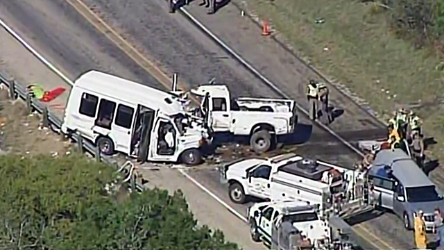 Texas church bus crash (Source: CNN)