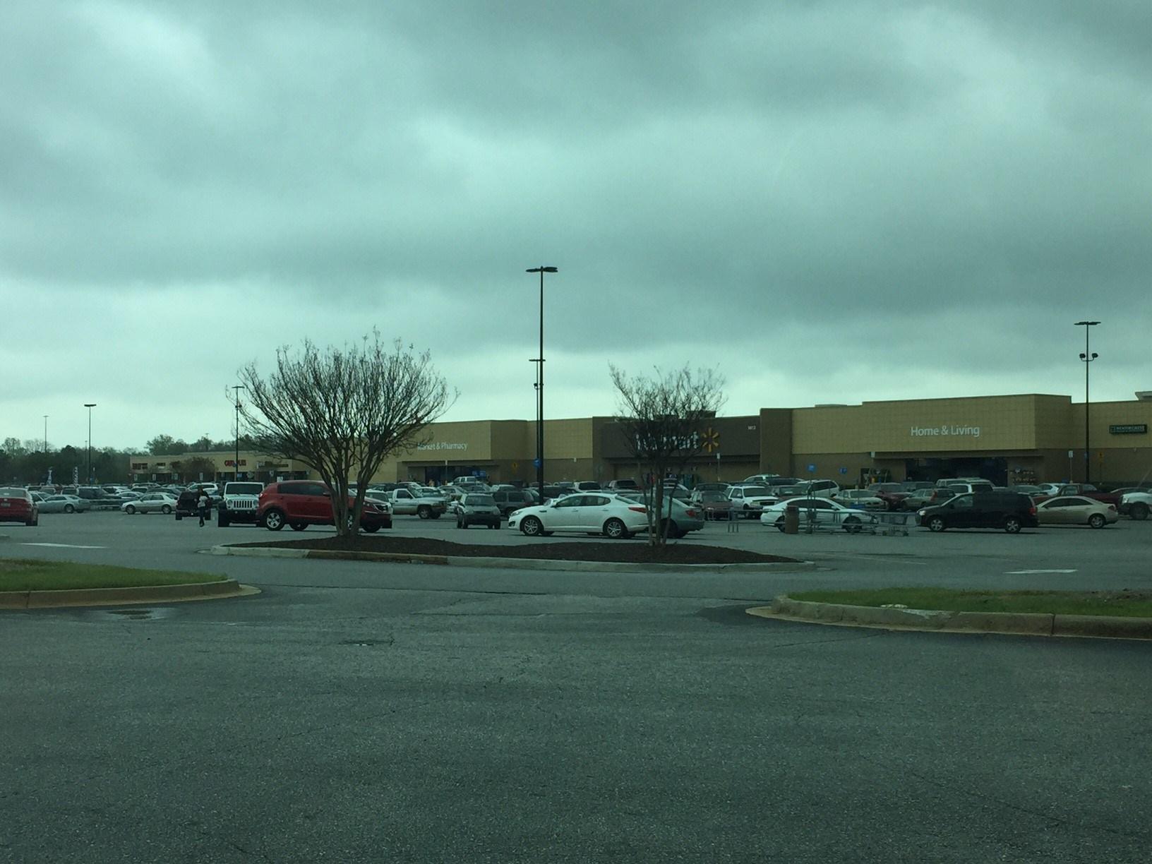 Walmart on Liberty Highway