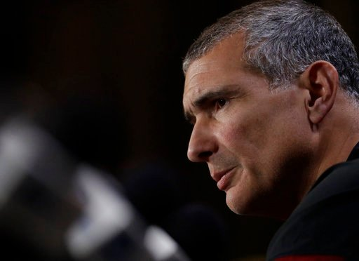 Frank Martin (Source: Associated Press)