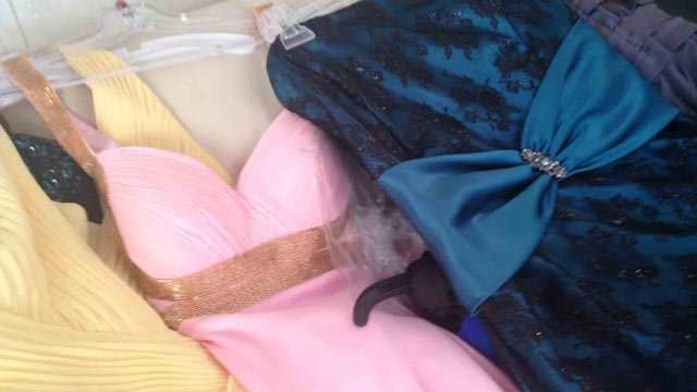 Fairy Godmother Project prom dresses to be given to teens. (file/FOX Carolina)