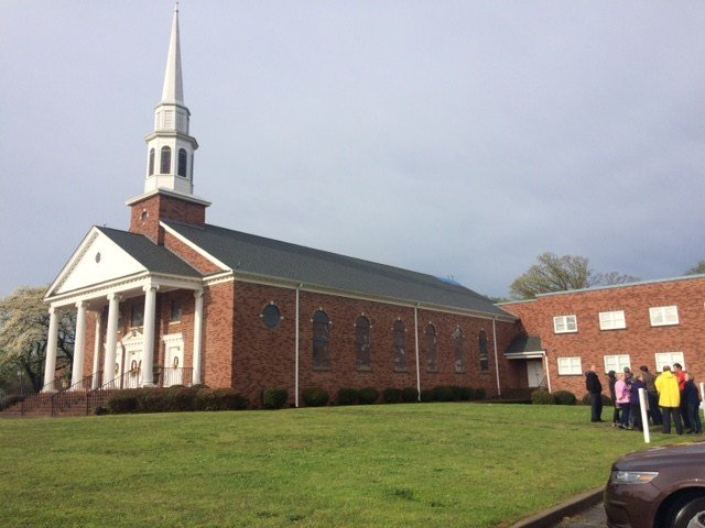 Tabernacle Baptist Church (Apr. 3, 2017/FOX Carolina)