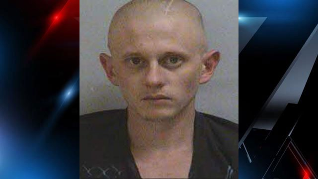 Christopher Dwayne Lawing (Source: McDowell Co. Sheriff's Office)