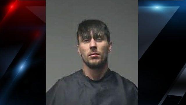 Nicholas Blackstock (Courtesy: Pickens Co. Jail)