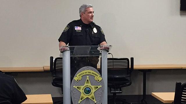 Sheriff Van Duncan (Apr. 7, 2017/FOX Carolina)