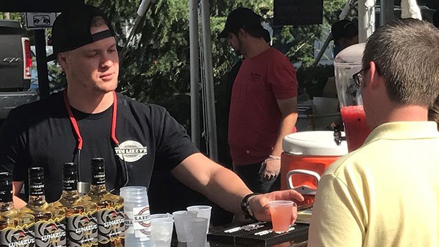 Upstate restaurants battle it out at Tacos n' Tequila Fiesta competition (FOX Carolina/ 4/9/17)