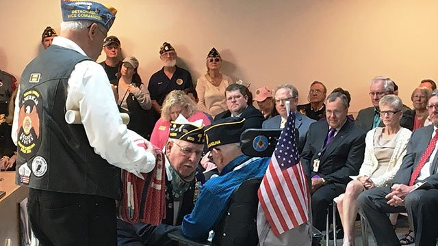 American Legion Presentation (Source: VAMC)