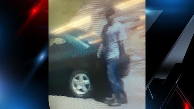 Vehicle theft suspect (Source: The Forest City Police Dept.)
